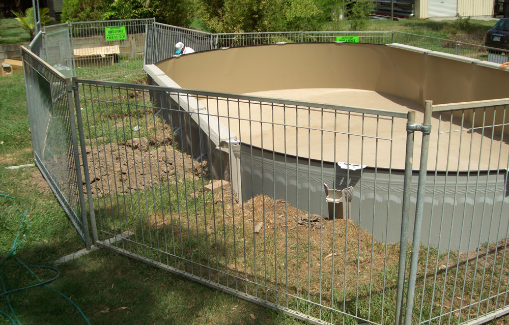 Temporary Pool Fencing Gallery Qld Rent A Fence Our Latest